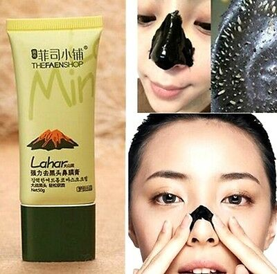 FD4032 Nose Mask Cream Blackhead Remover Suction Pore Cleansing Volcanic Mud