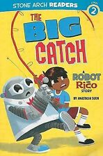 The Big Catch: A Robot and Rico Story-ExLibrary