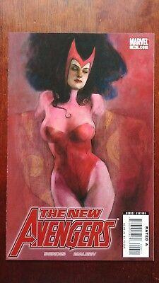 The New Avengers #26 (Jan 2007 Marvel) 9.2 NM- Detailed Grade