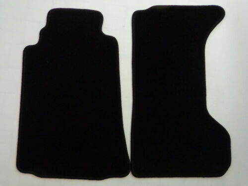 Para mazda mx-5 NC año 2005-05//2009 auto alfombras tapices negro aguja fieltro