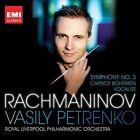 Rachmaninov: Symphony No. 3; Caprice Boh'mien; Vocalise (CD, Jan-2012, EMI Classics)