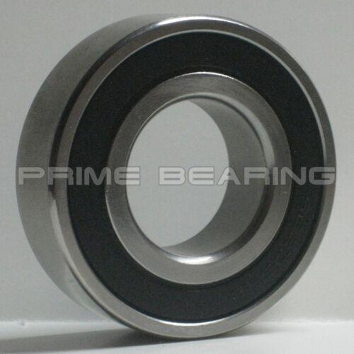 6002-2RS  Sealed Radial Ball Bearing 15x32x9 High Quality!