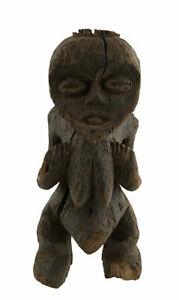 Antica Statua Tadep Africana Mambila Antenato Camerun Arte Coutumier 17148