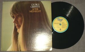 GEORGI-GRIFFITH-After-Midnight-Stanyan-SR10120-RARE-OOP-Female-Jazz-Vocal-LP-NM