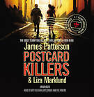 Postcard Killers by James Patterson (CD-Audio, 2010)