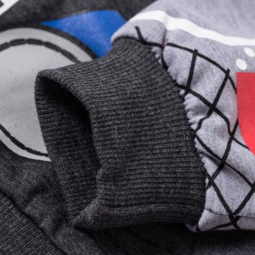 Kids Boys Superhero Spiderman Tops Hoodie Hooded Sweatshirt Winter Jacket Coat