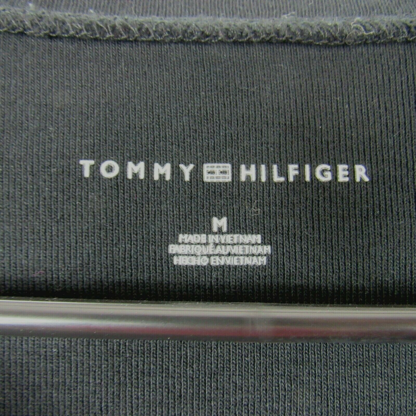 Tommy Hilfiger Womens Size Medium Long Sleeve VNe… - image 8