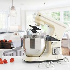 Neo Cream Food Baking Electric Stand Mixer 5L 6 Speed Steel Mixing Bowl 800w