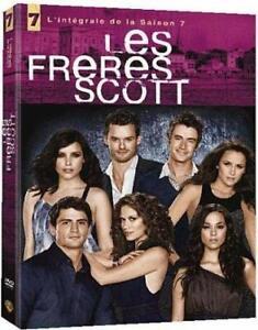 Les-Freres-Scott-Saison-7-DVD-NEUF