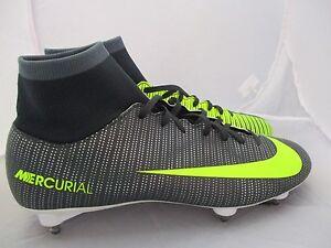 Nike Mercurial Victory Scarpe Da Calcio Da uomo UK 7 US 8 EUR 41 cm 26 RIF. 1833