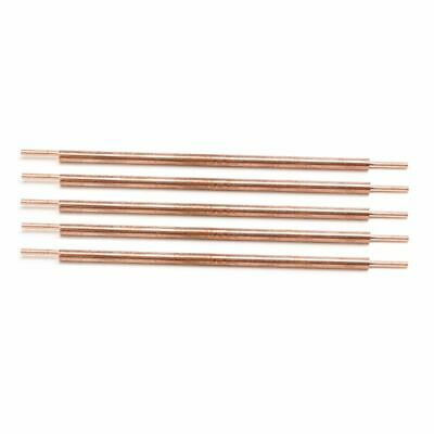 welder spot pin welding Equipmentaccessories alumina copper 3x100mm welding feet