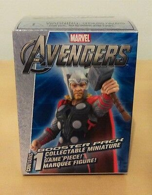 NECA Marvel Avengers Mighty Thor Scalers Figure Toy New NOS MIP 2015