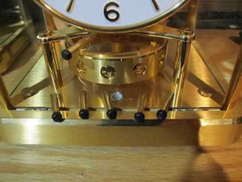 GENUINE//ORIGINAL JAEGER ATMOS 540 CLOCK LOCKING BAR// TUBE