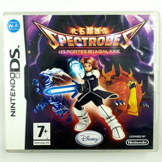 Spectrobes les portes de la galaxie - Nintendo DS / 3DS - FR