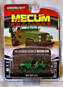 2018-GreenLight-034-Mecum-Auctions-034-1974-Jeep-CJ-5-Ships-World-Wide