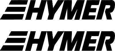 AUTO SLEEPER MOTORHOME 2 PIECE KIT DECALS STICKER CHOICE OF COLOUR #027