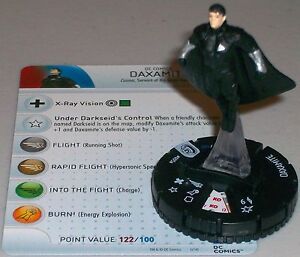 DAXAMITE #005A Superman and the Legion of Super-Heroes DC HeroClix