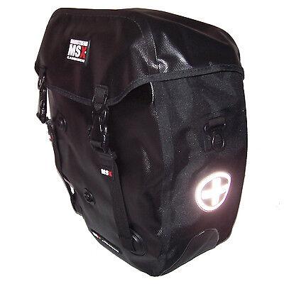 1 Stück Fahrrad Tasche Gepäcktasche Mainstream MSX SL 55 MX Sch 100% Wasserdicht