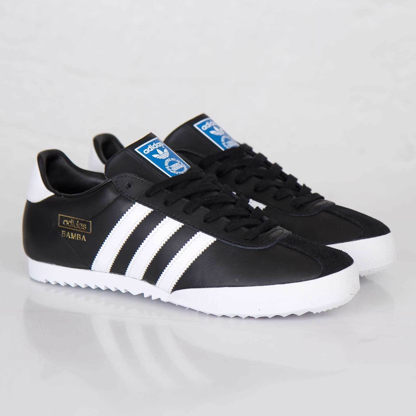 4074fcb34 ... adidas Originals Bamba Mens Casual Retro Gents Trainers Trainers  Trainers Shoes Sizes 7-12 UK ...