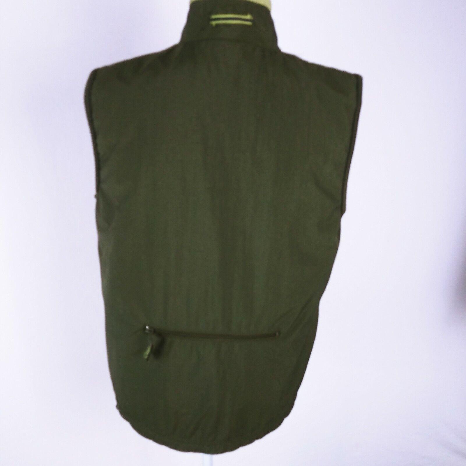 Catalina Womans Size S Green Vest & Capri Set S9 - image 9