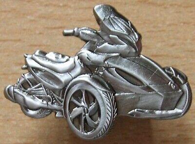 VTR1000 gelb Motorrad Art 1820 Spilla Badge Pin Anstecker Honda VTR 1000