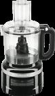 KitchenAid 5KFP0719AOB 7 Cups Food Processor - Black