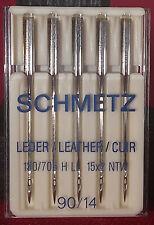 25 Nähmaschinennadeln Flachkolben 130//705 Strech Stretch Stretsch