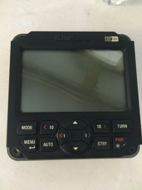Simrad AP24 Control Unit wAccess 22096267 USED