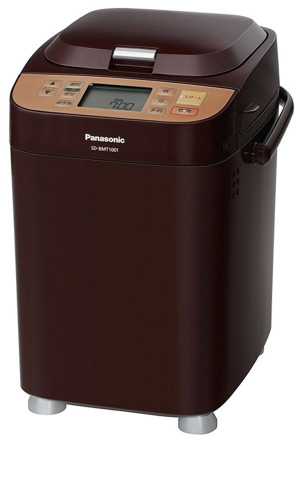 Panasonic home bakery 1 loaf type marron SD-BMT1001-T 100V