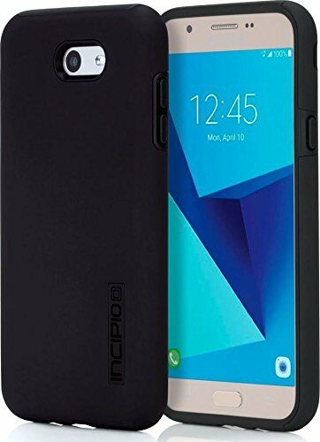 premium selection a6012 0aea8 OEM Incipio DualPro Black Case for Samsung Galaxy J7 (2017)