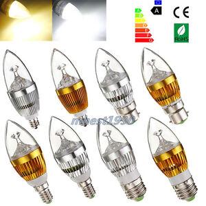 E27-E14-E12-B22-Dimmable-3W-6W-9W-High-Power-LED-Chandelier-Candle-Light-Bulb
