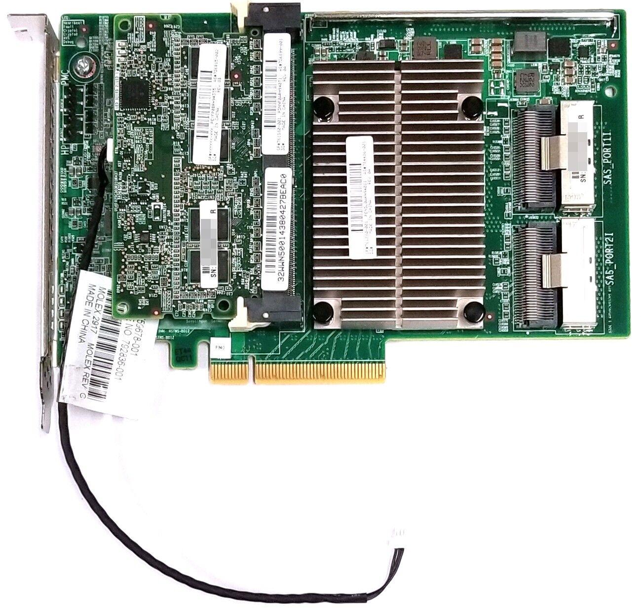 HP 761880-001 Smart Array P840//4G 12GB Controller 726897-B21