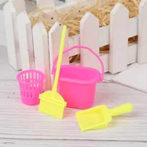 4Pcs-set-Dollhouse-Home-Furniture-Cleaner-Cleaning-For-Doll-House-Set-Toy-TSAU-D