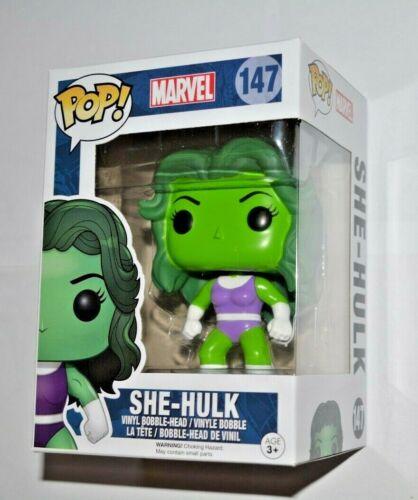Marvel//SHE-HULK nº 147 Vinyl-Sammelfigur environ 10 cm Grand Funko Pop