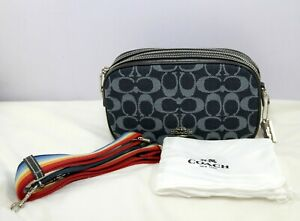 Coach-Isla-In-Signature-Denim-Crossbody-Bag-NAVY-CHARCOAL-MULTI