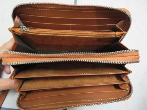 Genuine crocodile leather women wallet