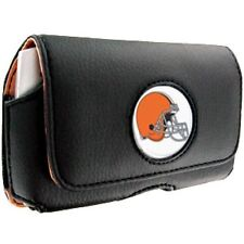 Licensed NFL Cleveland Browns Universal Horizontal Case fits iPhone 3Gs iPhone 4