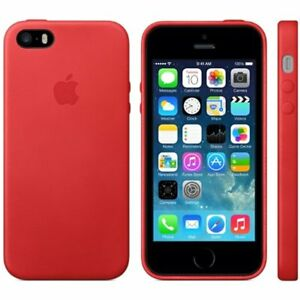 Apple-Authentic-Leather-Case-for-Apple-iPhone-5-5s-SE-Red