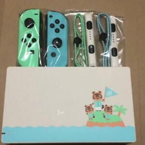 Nintendo-Switch-Animal-Crossing-edicion-especial-solo-Joy-Con-y-Dock-Japon