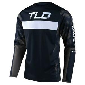 Troy Lee Designs Sprint Jersey Dyeno Navy / Gray Medium