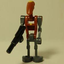 Lego Star Wars ROCKET BATTLE DROID COMMANDER 8086 minifig minifigure