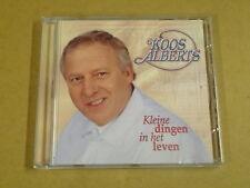 CD / KOOS ALBERTS - KLEINE DINGEN IN HET LEVEN