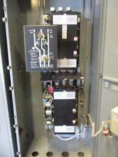 Asco F962360097xc 600 Amp 480 Volt 3p3w Ats Amp Bypass Isolation Switch Ats305