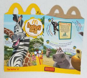 2008 Madagascar 2 McDonalds Happy Meal Toy Julien #7