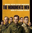 The Monuments Men 0888430225121 by Alexander Desplat CD