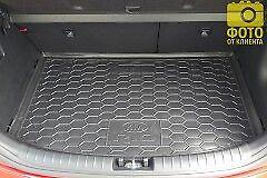 Tappetino Vasca Per KIA Rio 3 UB Facelift posteriore acciaio per Hatchback 5-PORTE 2015-erh