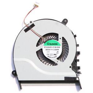 Asus K551 K551L K551LA K551LB K551LN Cpu Cooling Fan EF50060S1-C180-S9A