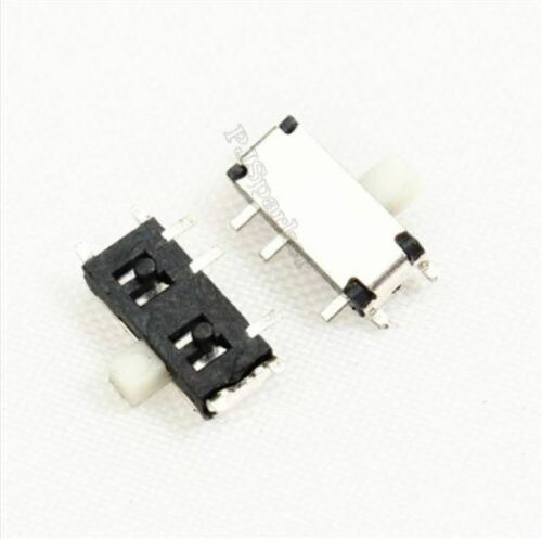10Pcs Slide Power Off//On Panel Pcb Mini Smd Switch Spm Ic New sx