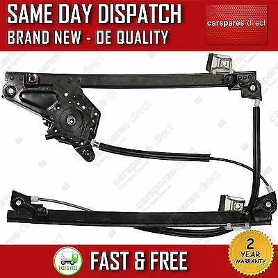 VW SHARAN 1995/>10 FRONT RIGHT DRIVER ELECTRIC WINDOW REGULATOR WITHOUT MOTOR NEW