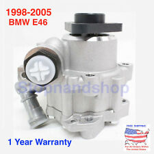 New Power Steering Pump For BMW E46 3 Series M54 330i 325xi 330Ci 330 325 320